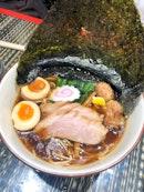 Ginza Kamo Soba Kyudaime Keisuke