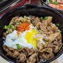 Gogiyo Black Pork bowl (S$9.90)
