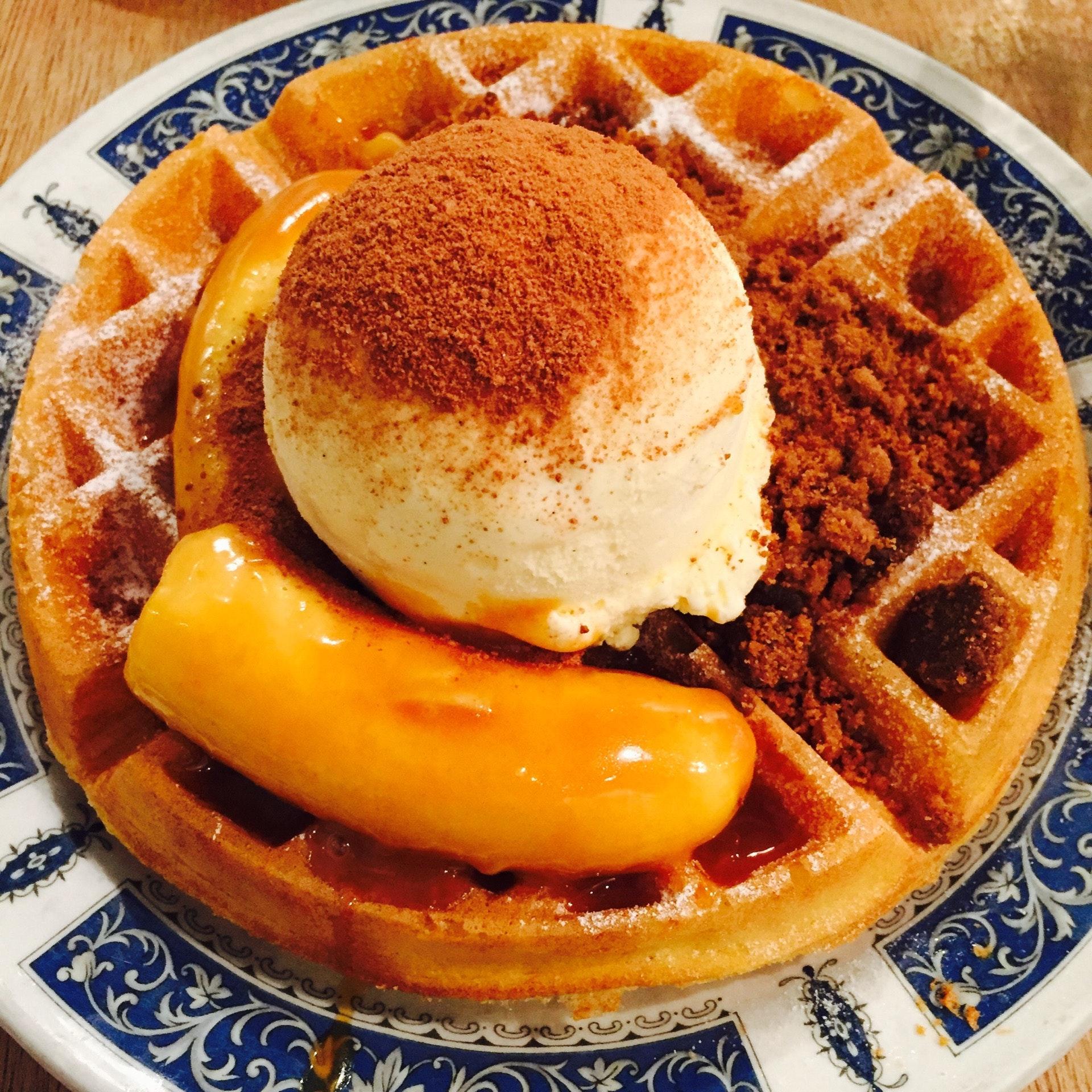 Best Buttermilk Waffles
