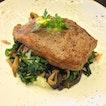 Steak & Mash ($29)