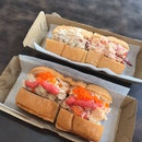 Maine And Mentaiko Seafood Rolls
