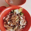 Dried ban mian - $3.50!
