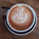 Chai latte - NZD 5!