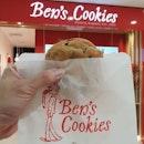 Ben's Cookies (buy 3 get 1 free) promotion - $2.95 each!