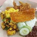 Hi Leskmi nasi lemak ($7) 😍😋👍🏼 .