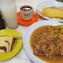 Breakfast (RM$31.95)!