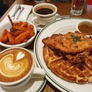 Saturday's brunch ($39++)!