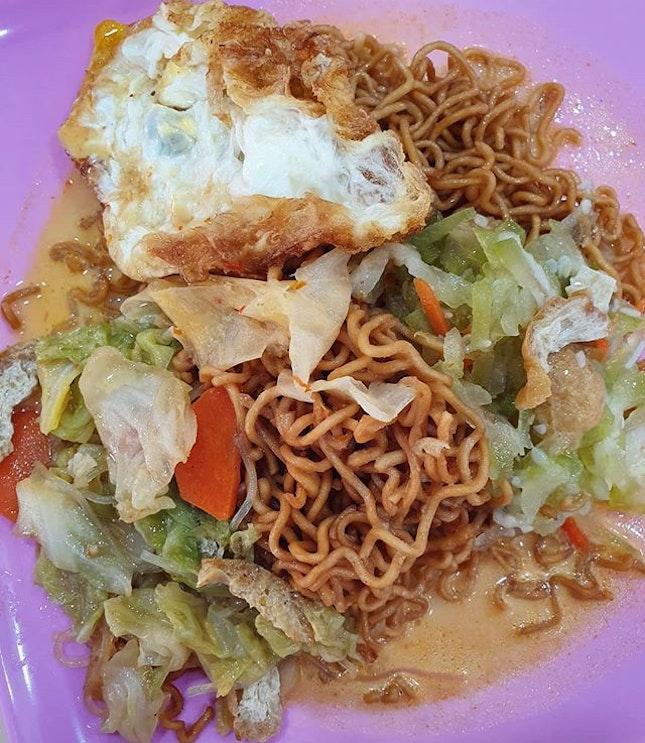 Vegetarian noodles ($3)!