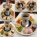 Couple fondue (burpple beyond: $24.90)!