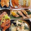 Sushi for dinner, tgif!