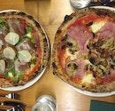 Evaluation: 4/5 - Good Napolitan Pizza In Singapore