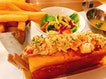 The Lobster Roll, $58.