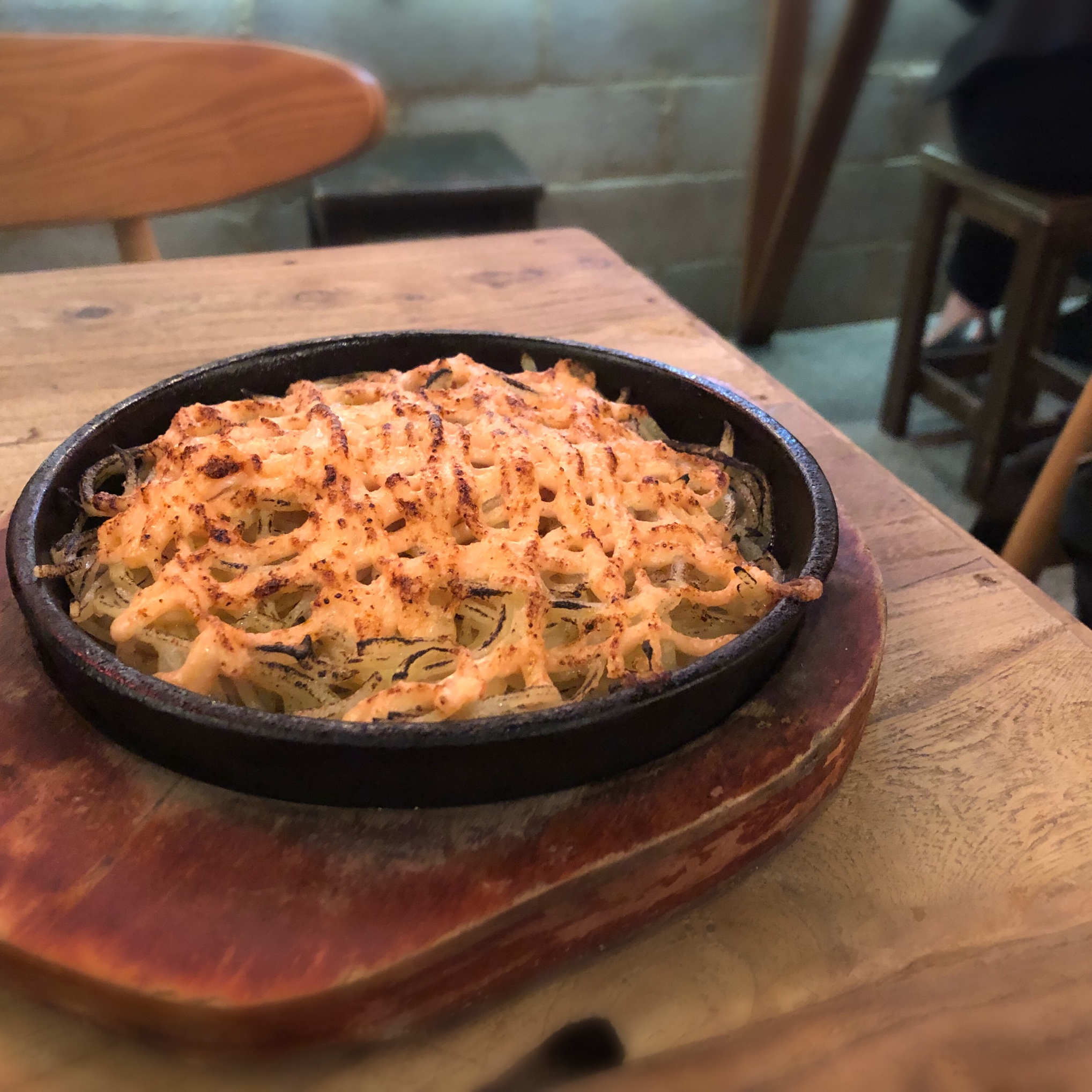 Rosti Mentai is a MUST! ($9)