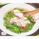 Piao Ji Fish Porridge.