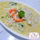 White restaurant 三巴旺百米粉.