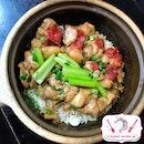 Superb Claypot Rice