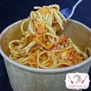 Spicy Pomodoro Crab Pasta