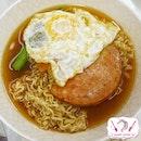 HK Nissin Imported Noodles