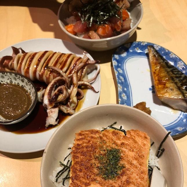 For Mentaiko Tamago Rice