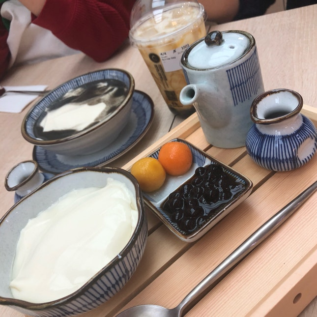 Soybean Based Desserts