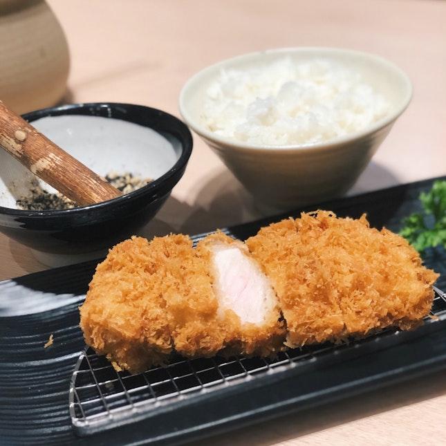 Large Pork Loin Tonkatsu
