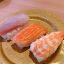 Conveyor Belt Sushi Restaurant