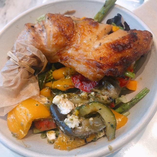 Paris Baguette Salad Bowls