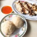 Chicken Rice Set ($5.00)