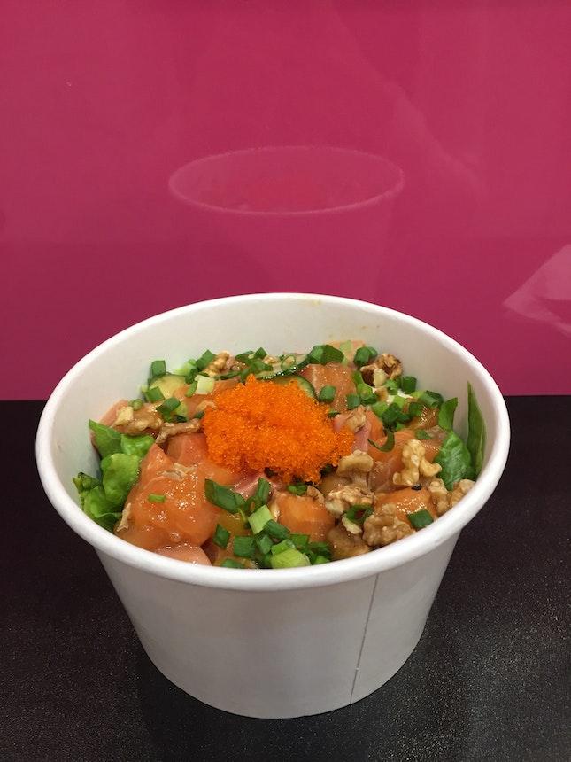 Good Japanese Food City Hall