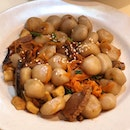 The Hakka Abacus Beads ($7) is a worth a try if you are dining at Sunny Choice Cafe!!