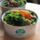 If you find yourself in need of something healthy and simple yet delicious, you can head over to @poke.lulu for a wholesome poke bowl😊  Available in Small/Medium/Large for $11.90/$15.90/$19.90.