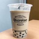 I drink bubbletea at least 3 times per week but its mostly gongcha because theres one right at my school and my standard order is earl grey milk tea w pearls...