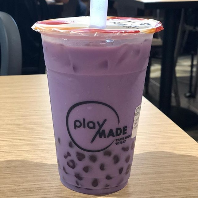 Was supposed to be controlling my intake of bubbletea because i drink it waayyyy too often.