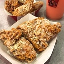 KFC's new Truffle-Parmesan Chicken is not bad at all!