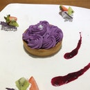[Purple Sweet Potato Tart~$8]  I like how the tart wasn't overly sweet and sugar-laden, allowing me to fully savour the natural sweetness and flavour of purple sweet potato ☺️ As much as you might not want to do so, cut into the pretty tart to reveal a layer of soy pudding with actual bits of purple sweet potato~ a combination that worked surprisingly well, with the subtle soy fragrance welding seamlessly with the sweet potato paste 😋  So in love with the bakes at @bemyguestcafe i feel the need to have my regular fix of their pastries but alas, they are ceasing operations from 15th April 😭 I only pray that they return soon, and perhaps in a more accessible location for me 😅  #burpple #burpplesg #sweetpotato #purplesweetpotato #tart #dessert #soy #japanesesweetpotato #foodplating #art #whati8todaysg #whati8today #sgeats #eatmoresg #singaporefoodlisting #sgfoodblogger #sgfoodies #sgfood #sgfoodhunt #sgfoodhunter #sgfoodtrend #myfooddiary #sgfooddiary #sgcafe #sgcafefood #sgcafehopping #foodforfoodie #foodforfoodies #foodexplorer