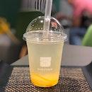 Iced yuzu ($5.50)
