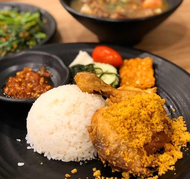 Ayam Penyet Original ($7.90)