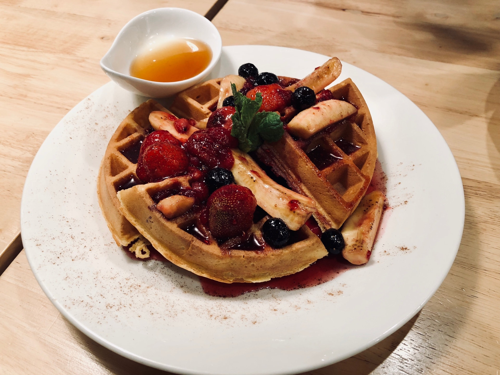 Wantan Works Pancakes 2