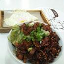 Heavenly 卤肉饭 from 一把火🔥
