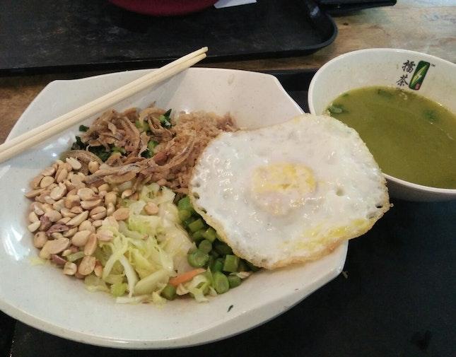 healthy Thunder Tea Rice!