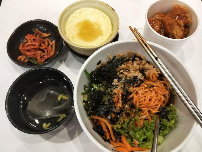 Hanggul Food