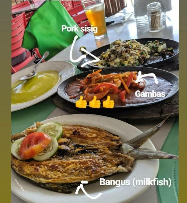 [Cebu, Moalboal] Missing these filipino dishes