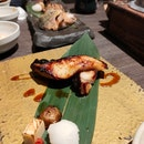 Charcoal Grilled Miso Marinated Black Cod Fish
