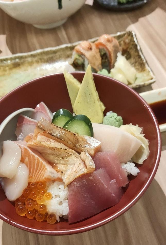 Sushi Bar -  place for Classic Jap Indulgence