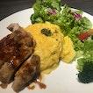 Teriyaki Chicken Omu Rice