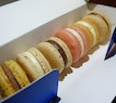 One of the better macarons in Singapore.