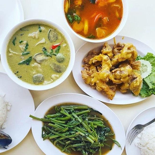 Thai Style Tze Char!