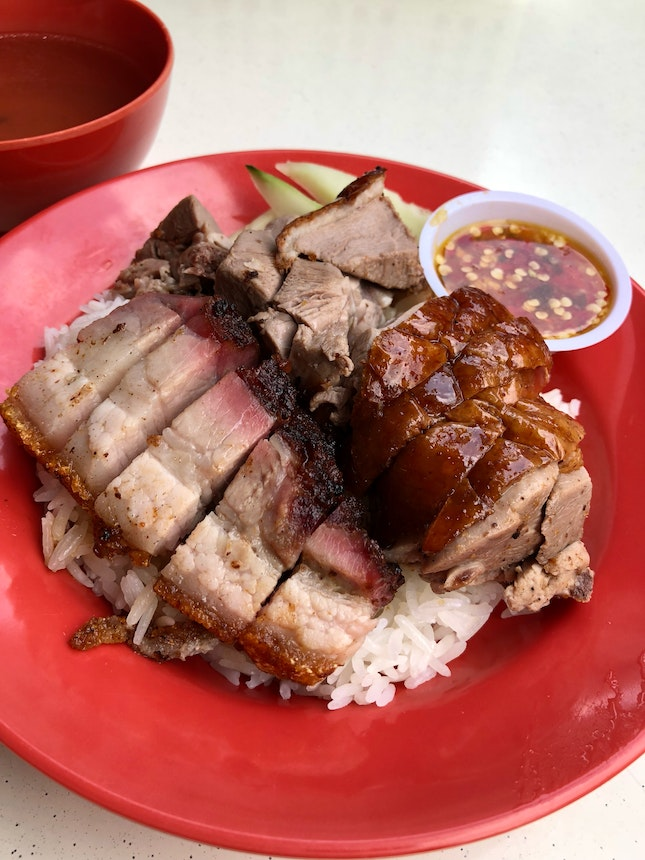 Cheap Decent Roast Meat In chinatown