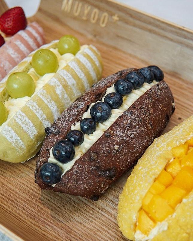Rainbow Wand Bread