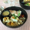 Grilled Chicken Grain Bowl $15